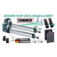SOMMER TWIST 200 EL (kétszárnyú) szett